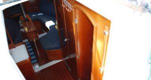 Didì Barca a Vela Interno 3